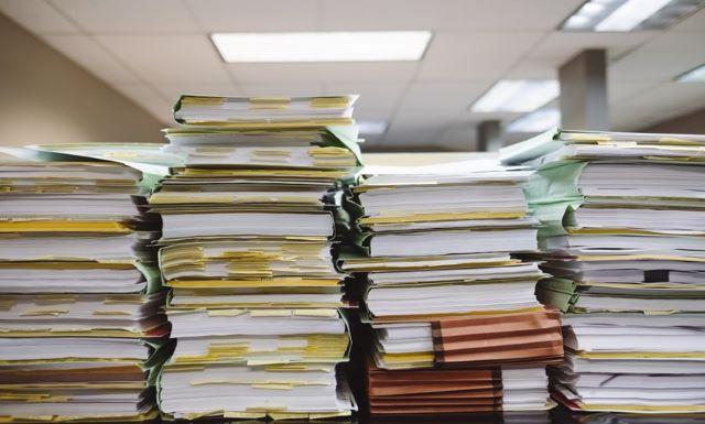 Papír alapú iratok digitalizálása